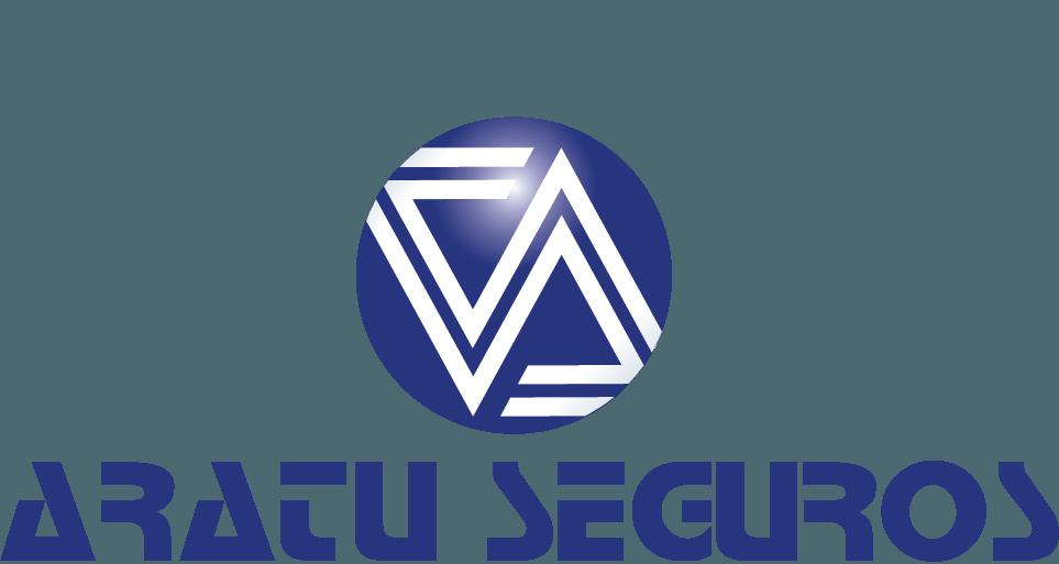 Logo Aratu Seguros - Vertical